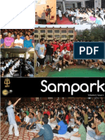 Sampark_Vol 5_Issue 1_1 AUG 2011