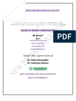 A Research Report on Brm Final
