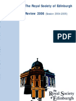 Review of Session 2004-2005