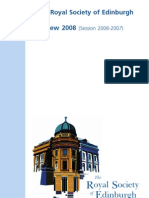 Review of Session 2006-2007