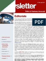 Newsletter T&P N°49