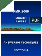 PMR 2009-ans tec