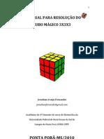 Tutorial - Cubo Mágico 3x3x3