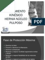 Tratamiento Kinesico HNP Aguda