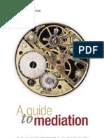 Guia de Mediação - possibilitando a paz em conflitos armados