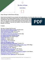 La Historia Del Ozono