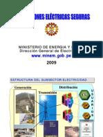 Instalaciones Eléctricas Seguras - DGE-MEM
