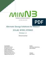 Minne3 Alternate Energy Solutions V1.2