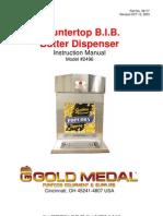 GM Butter Pump 2496