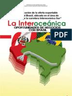 Inter Oceanic A des de Negocios Con Brasil