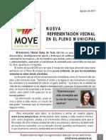 MOVE Boletin Informativo 2011 08