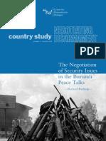 Estudo de Caso - Burundi