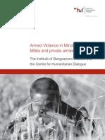 Estudo de Casos - Milícias em Mindanao