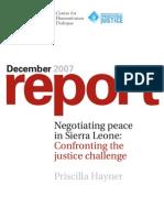 Estudo de Caso - Sierra Leone Report