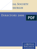 Directory 2009 (April 2009-March 2010)