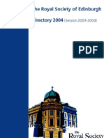 Directory 2004 (Session 2003-2004)