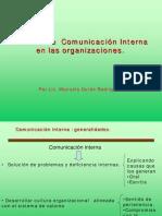 Sistema de Comunicacion Interna en Las Organizaciones 090325105103 Phpapp02
