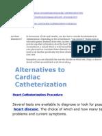 Cardiac Catheterization 2003