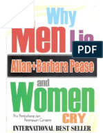 Allan + Barbara Pease - Why Men Lie and Women Cry