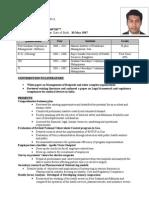 Syam Resume