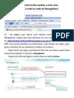 Como criar e-mail do NavegaPará