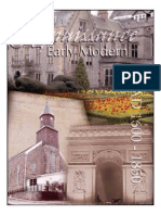 Renaissance Notebook Cover
