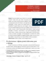 Marciel colonetti e Mario Antonio Sanches - Evolução e criação em busca do dialogo