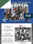 3D&T - Manual das Vantagens Alpha - Versão 1.6