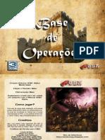 3D&T-Aventura-Base de Operações