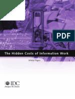 Whitepaper IDC Hidden Costs 0405