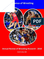 FILA Wrestling Science Review 2010