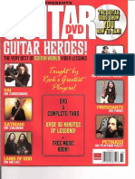 GW Guitar Heroes Video Lessons