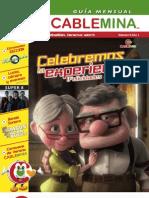 Revista CABLEMINA Agosto