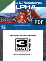 3D&T - Piratas & Pistoleiros