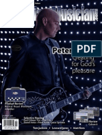 Christian Musician Magazine JulyAugust 2011