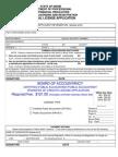 CPA License Application