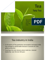 Tea Industry in India (2)