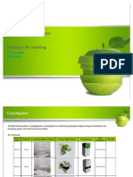 Crystal Green -Products for Retailing