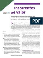 Artigo de Marketing-Concorrentes de Valor