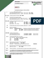 RayosX-Listas de Componentes