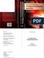 Verschlusssache Antigravitationsantrieb - Paul a La Violette