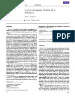 El diclofenaco preoperatorio no reduce el dolor de la colecistectomía laparoscópica