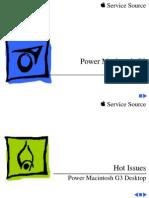 Power Mac G3 (Desktop) Service Source