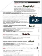 Intech Catalogo de Productos