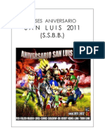 Bases Aniversario 2011