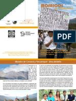 Construyendo capital social para la conservación del agua en el volcan Galeras