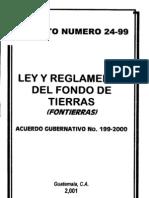 Guate-Dec24-99-LeyReglaFONTIERRAS