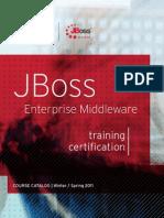 JB Training Catalog Web