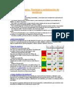 Tipología y señalización de senderos