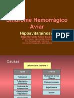 Red Sindrome Hemorrágico